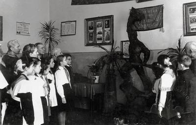 Шкільний музей героя-танкіста Олександра Марченка у СШ № 35
