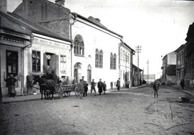Barbus Street