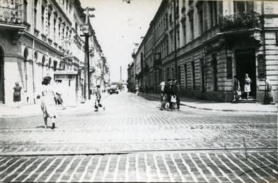 Horodotska street