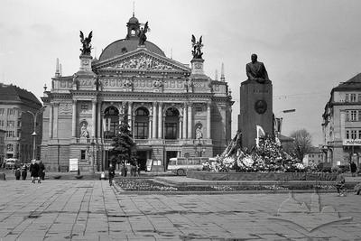Lviv State Academic Opera and Ballet Theater named after Solomiya Krushelnytska