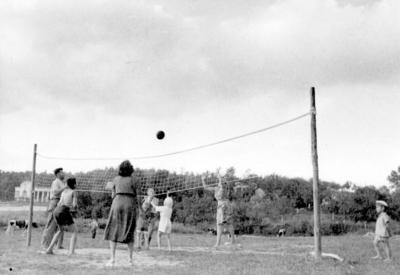 Pohulyanka, early 1950s