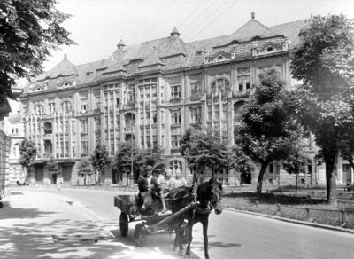 Kostia Levytskoho Street