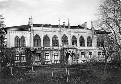 Палац Комелло на вул. Пекарській, 50