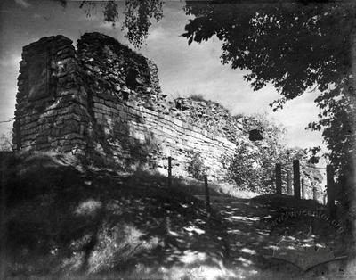 Kazimir Castle ruins