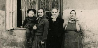 Search for Home: Experience of Postwar Pidzamche