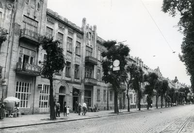 Вулиця Бандери, 33