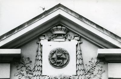 Bandery Street. Facade Decor