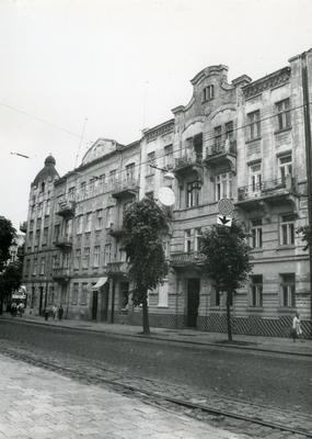 Buildings 47-47А at Bandery Street
