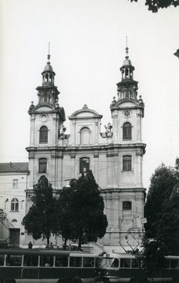 Lviv Organ Music  Hall - Former St. Mary Magdalene Church