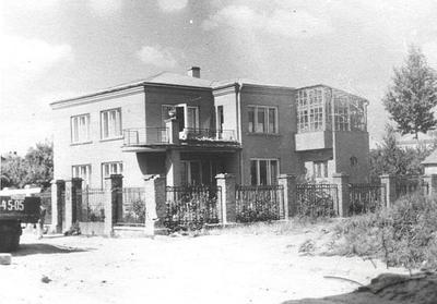Hordynskykh Street
