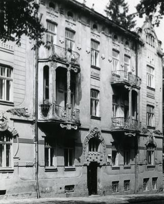 Building at 124 Franka St.