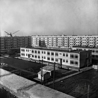 Housing at Volodymyra Velykoho Street