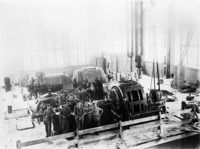 Karl Marx mine in Yenakiyevo
