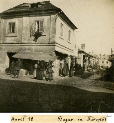 Market in Ternopil