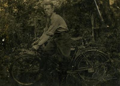 "Bicyclist ""57-70 Lviv"""
