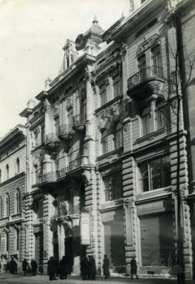 Building № 11 on Tretioho travnia street (Sichovykh Striltsiv street now)