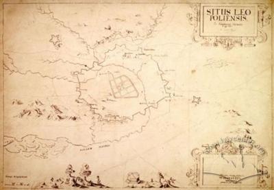Plan of Leopoliensis