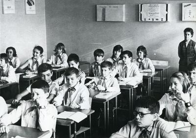 Schoolchildren of Prypyat'