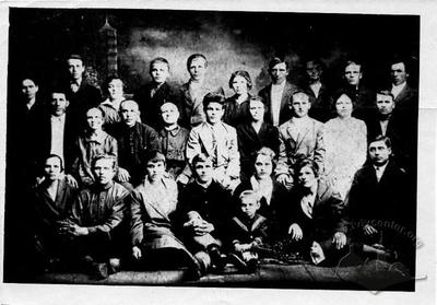 Coke Plant Workers