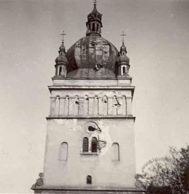 Tower of St. Paraskevia Pyatnytsia church
