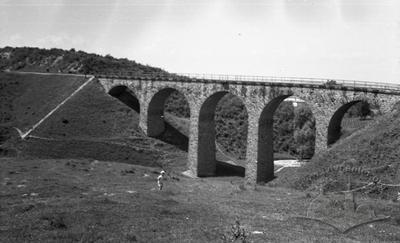 Viaduct Lviv-Pidzamche-Lviv-Lychakiv