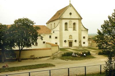 Костел Св. Йосифа та монастир капуцинів