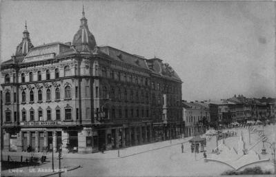"""""""Warszawa"""" cinema"""