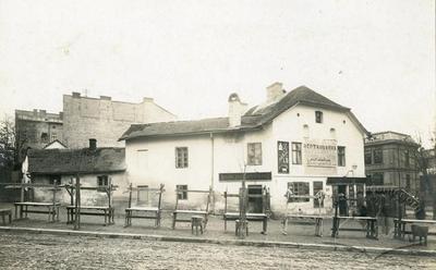 Lychakivskyi market