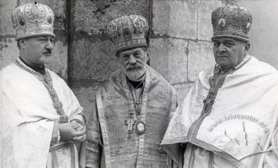 """Учасники """"Святоюрського собору"""" 1946 року"""