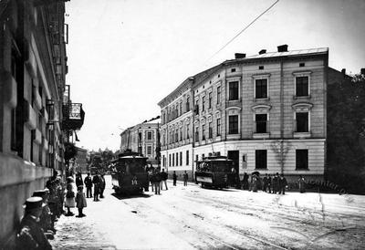 Ivana Franka Street