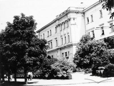 Міський Палац піонерів на пр. Свободи, 18