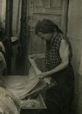 Washing clothes - Pidzamche