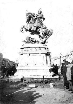 King Jan III Sobieski monument
