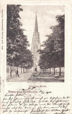 Former Jesuite Church
