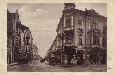 Ivan Franko Street