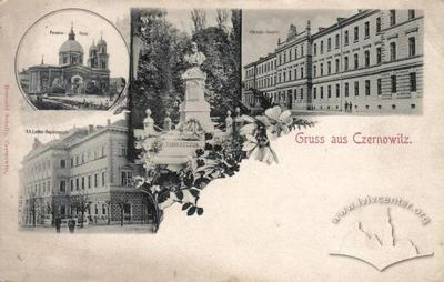 Pictures of Chernivtsi
