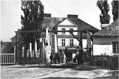Former factory of J. - A. Baczewski at the Zhovkivska Turnpike