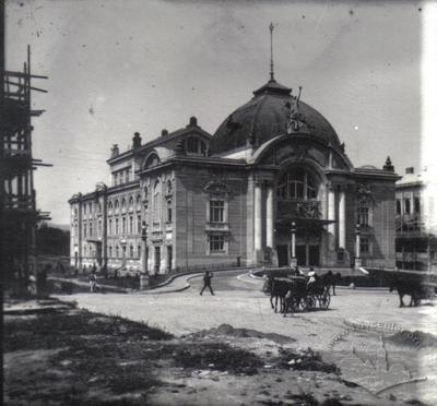 Olha Kobylianska Theater