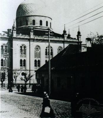 Former Jewish Temple