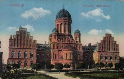 Former Greek-Orthodox Seminary Building with Seminary Church