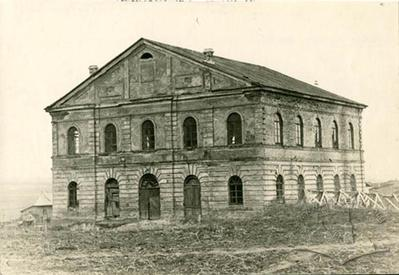 Large Choral Synagogue
