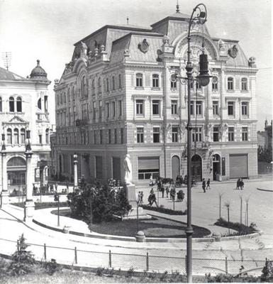 Former Jewish National House
