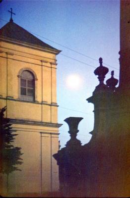 Belfry of Bernardine monastery