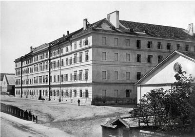 Building of the Former Ferdinand Casernes