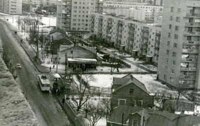 Lubinska street