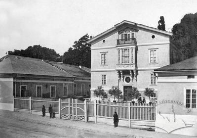 Former Bielski Palazzo