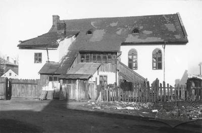 Synagogue in Znesinnia