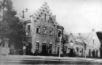 Khmelnitsky Main Railway Station