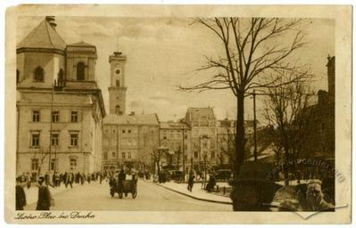 Ivana Pidkovy square
