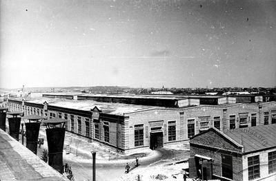 Buildings of the Lvivsilmash Factory